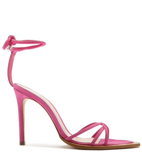 [PRÉ-VENDA] SANDÁLIA STRINGS LACE-UP 944 PINK