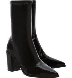 PRÉ-VENDA BEST SELLER Skinny Boots Verniz Black