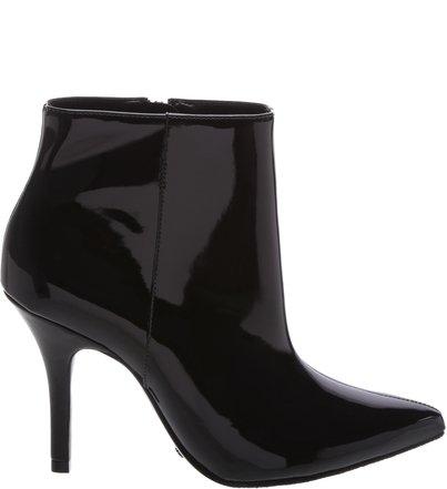 Bota High Heel Black