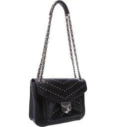 Shoulder Bag Rosie Studs Black