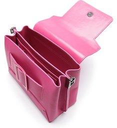 Bolsa Maxi Fivela Neon Pink
