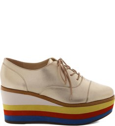 Flatform Oxford Rainbow Cruise Platina
