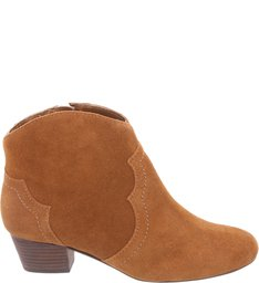 Ankle Boot Folk Wood