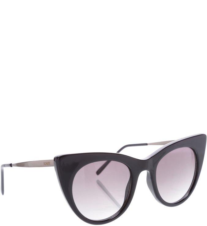 Sunglasses Cateye Black