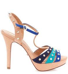 Sandália Natural Pop Color