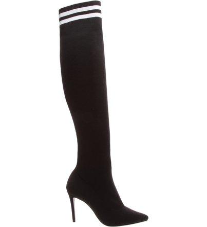 aeb0a66ab Bota Cano Alto Tratorada Kangaroo. R  650 NOW  R  325 · Sock Boot Alta Black