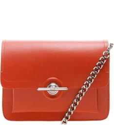 The Safe Bag Chain Strap Red