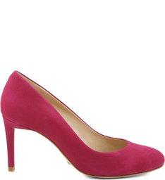 Scarpin Bico Redondo True Pink
