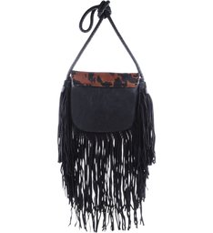 Crossbody Manu Black Natural