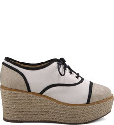 Oxford Flatform Cru
