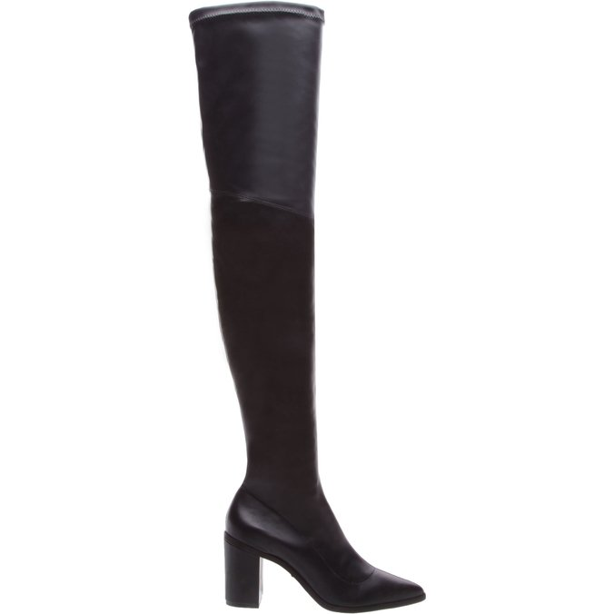 [On Demand] Bota Over The Knee Stretch Black | Schutz
