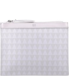 Handbag Schutz Stamp - Clutch The Callies White