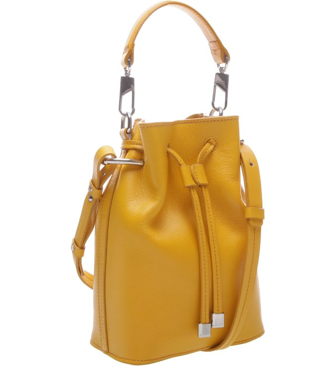 Mini Bucket Bella Yellow