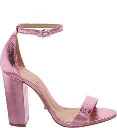 Sandália Single Strap Sweet Pink