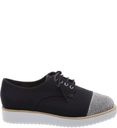 Oxford Bicolor Black