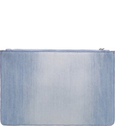 Clutch Jeans Blue