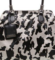 Maxi Tote Lorena Soft Cow Print