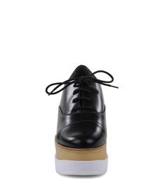 Flatform Box Oxford Black