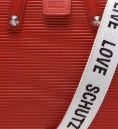 Mini Tote Live Love Red