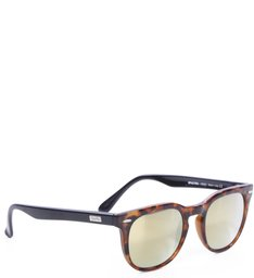 Spektre By Schutz - Sunglasses Tortoise Black Gold