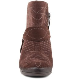 Bota Western Brown