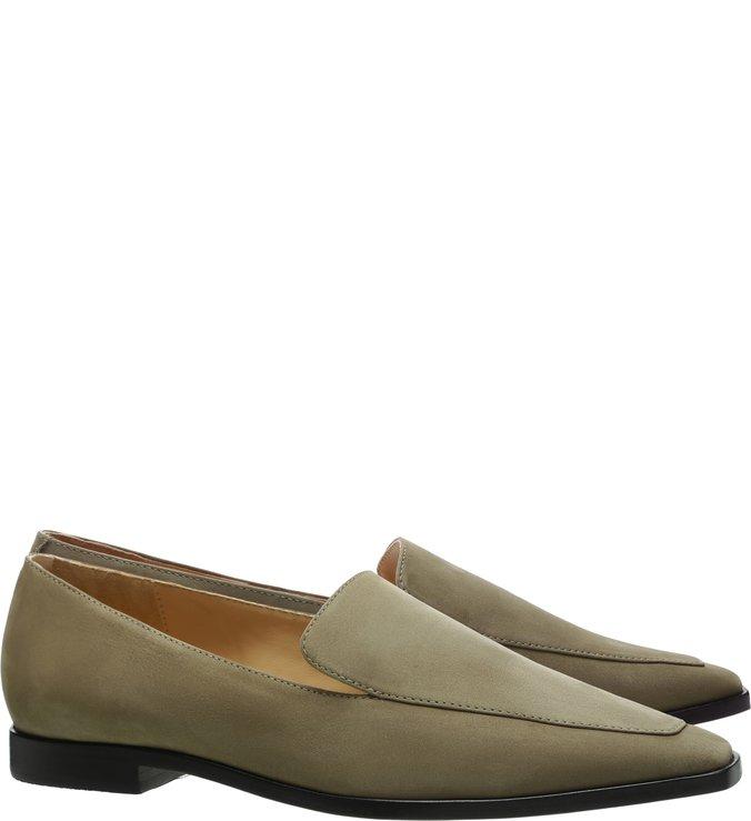 Loafer Nobuck Green