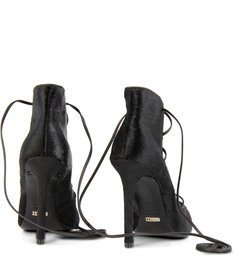 Scarpin Marching Orders Preto