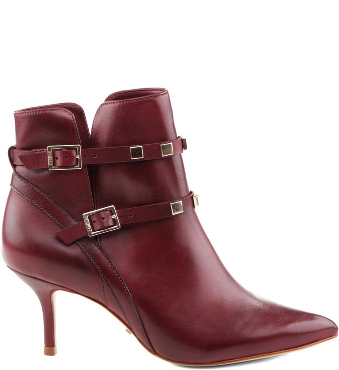 Ankle Boot Fivela Wine