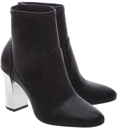 Stretch Boot Black