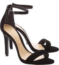 Sandália Gisele Velvet Black