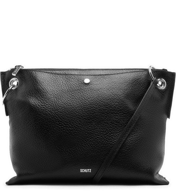 Slouchy Bag Crossbody Black | Schutz