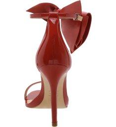 Sandália Maxi Bow Red