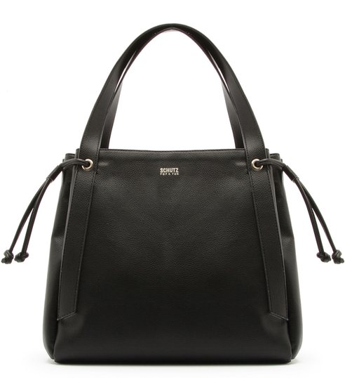 Bucket Bag Minimal Black