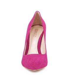 Scarpin Clasic Nobuck Pink
