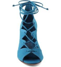 Sandália Essential Blue Nobuck