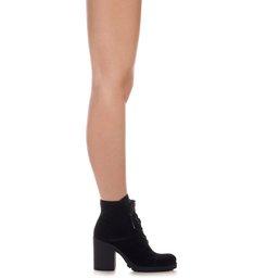 Combat Boots Sola Tratorada Black