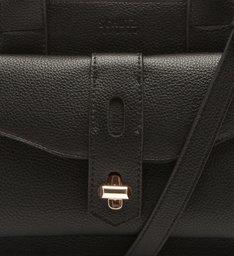 Crossbody Pocket Minimal Black