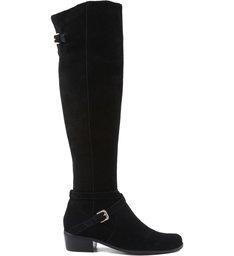 BOTA NATURAL FOLK LONG LEG BLACK