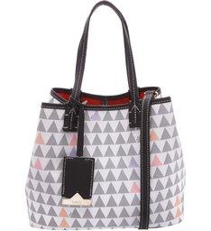 Emma Triangle Pearl - Personalização Bag Charm