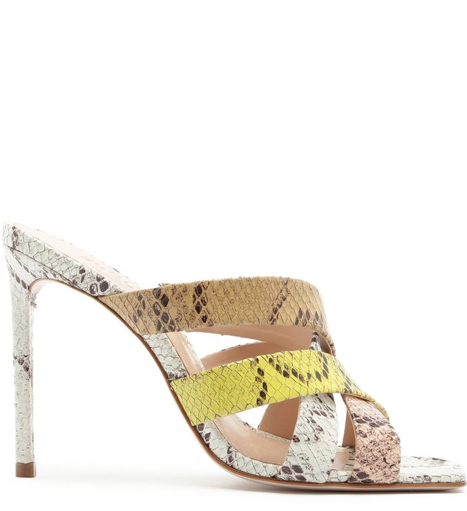 Mule High Python Mix | Schutz