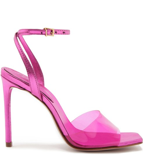Sandália Vinil Full Color Pink