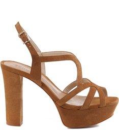 Sandália 70'S Stripes