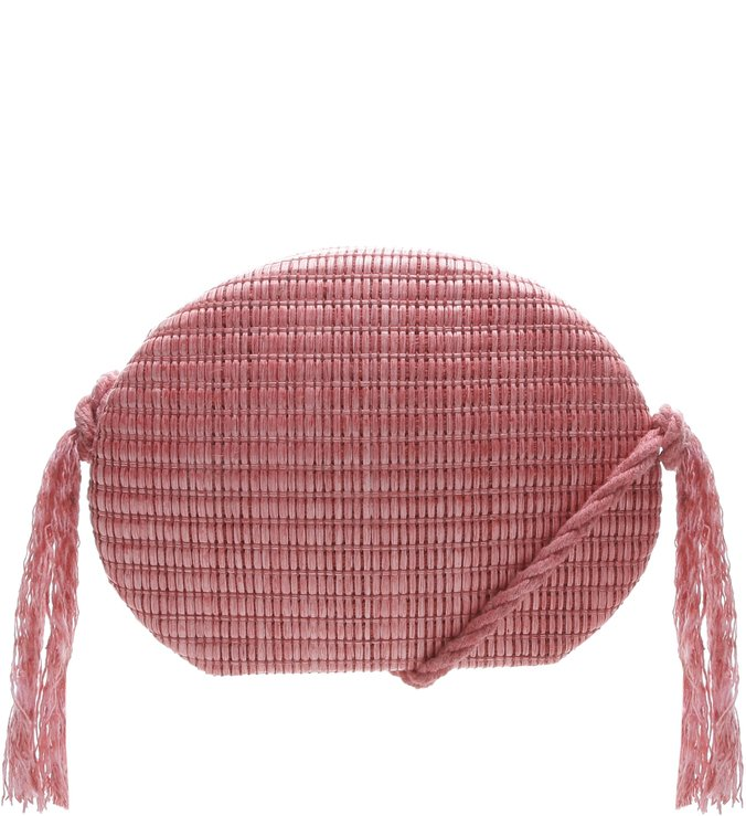 Crossbody Palha Pink | Schutz