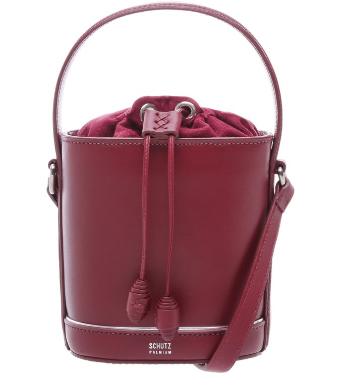 Bucket Bag Cindy Cabernet