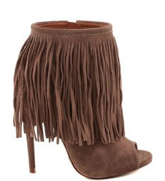 Ankle Boot Franjas Yucca