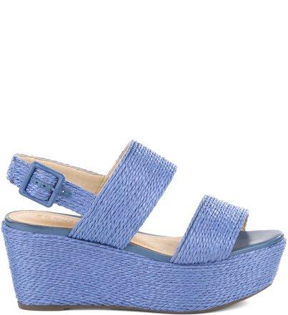 Flatform Tressê Snorkel Blue