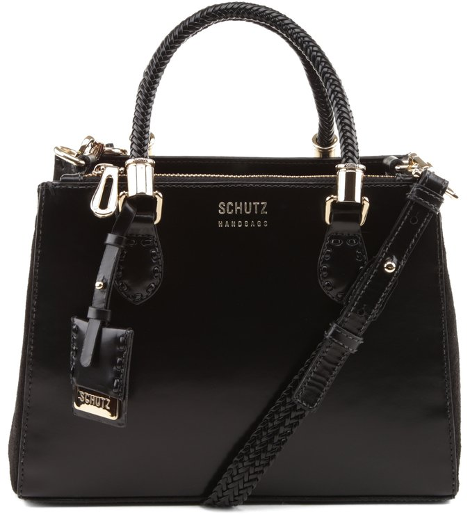 Mini Tote Lorena Black