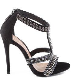 Sandália Glamrock Black