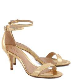 Sandália Gisele Medium Gold
