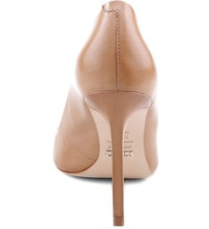 Scarpin Stiletto Light Wood